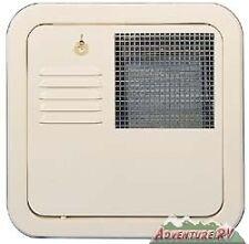 Suburban LP Gas Water Heater Access Door 3 & 6 Gallon Polar White RV Camper New