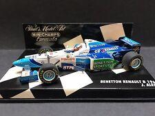 Minichamps - Jean Alesi - Benetton - B196 - 1996 - 1:43