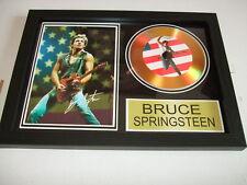 BRUCE SPRINGSTEEN   SIGNED  GOLD CD  DISC 2 2