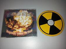 CD MONSTER MAGNET - NEGASONIC TEENAGE WARHEAD SINGLE