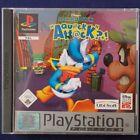 PS1 - Playstation ► Donald Duck Quack Attack ◄ Neuwertig