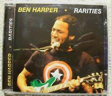 "BEN HARPER ""RARITIES"" CD RARE LIVE AND RARE DEMOS, DUETS ALTERNATIVES VERSIONS"