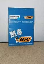 Vintage pens bic m8 *10 full pack rare!