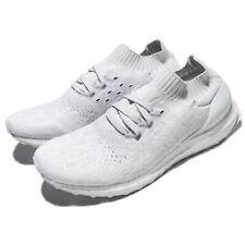 Adidas UltraBOOST выпустил Primeknit тройной белые мужские унисекс кроссовки BY2549