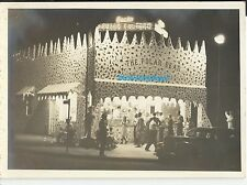 1940's-50's Photo The Polar Bear Beck's Frozen Custard Stand Silver Spring MD.