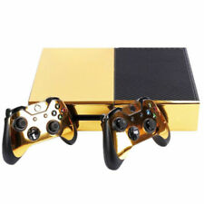 Hot Glossy Vinyl Decal Skin Stickers Cover for Xbox One S Console +2 Controller