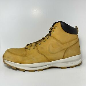 Nike ACG Men's 12 Tan Brown Work Boots All Conditions Gear 454350-700