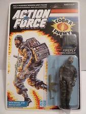 Action force/gi joe firefly moc mib cardées