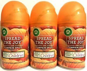 Air Wick Freshmatic Ultra Automatic Spray Refill - Spread The Joy - Winter Co...