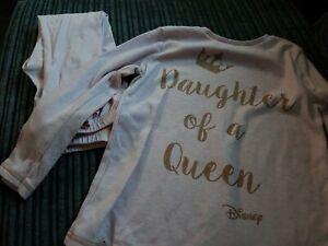 Brand New Girls Pyjamas Bundle age 5-6 ( 3 pairs) Cinderella