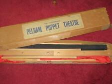 VINTAGE PELHAM PUPPETS Lightweight Puppet Theatre