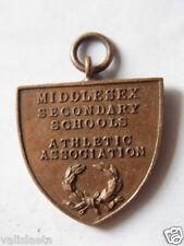 MEDAILLE ROYAUME-UNI SPORT 1924 / UNITED KINGDOM ATHLETIC SCHOOL MEDAL  1924