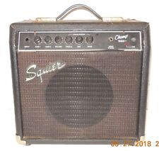 Fender Squier Champ 15G Electric Guitar Practice Amp Rare HTF