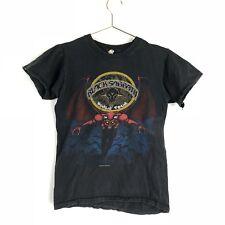 Vintage Black Sabbath T Shirt World Tour Size Small MOB Rules Tour 1981 80s Ozzy
