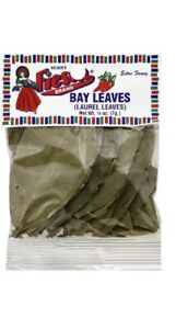 3 bags Bolner Fiesta Brand BAY LEAVES 1/4 Oz Ea