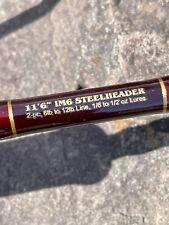Raven Im6 Float Rod Sliding Rings ,11'6� 2 Pc , 6 - 12 lb , Free Rod Ties