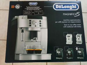 Machine a cafe delonghi magnifica s expresso broyeur neuf dans emballage