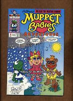 1992 Muppet Babies Adventures #1 First Print VF/NM Harvey Comics