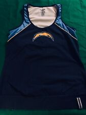 NFL Los Angeles Chargers Reebok Embellished Women's Tank Top, Charger Blue!!!