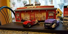 Snap On Tools Fabulous 50's Drive-in Diorama S-O Drive-In  1:25 Scale Crown