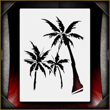Palm Trees -  Airbrush Stencil Template Airsick