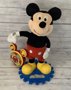 Disneys Mickey Mouse Clubhouse, Stories & Songs Talking Singing Soft Toy
