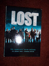 The Lost Complete 5th Season DVD Set