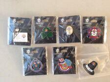 Lot Of 7 Salt Lake City SLC 2002 Winter Olympic Olympics 2000 Holiday Pins