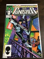 The Punisher #1 First Issue Unlimited Series Marvel Comics July 1987 VF/NM