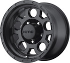 16 Inch Black Wheels Rims Chevy Truck Silverado 1500 Tahoe Suburban 6 Lug Km522