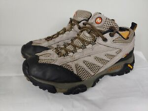 Merrell Mens Moab Continuum Mesa Ventilator II J80433 Hiking Shoes Size 9.5