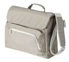 BASIL BUSINESS: UNISEX SELECT SINGLE PANNIER MESSENGER BIKE BAG PALE KHAKI