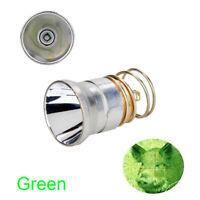 Green Red White Blue LED Module Replaceable Bulb WF-501B 502B 502D Flashlight