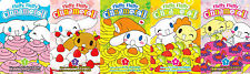 Fluffy Fluffy Cinnamoroll Series Collection Set 1-5 English Manga Yumi Tsukirino