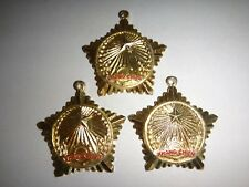 Group Of 3 Vietnam War VC RESISTANCE Medals Without Ribbons