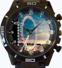 London Eye New Gt Series Sports Unisex Watch
