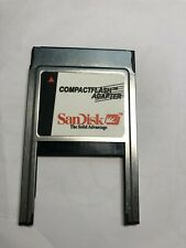Sandisk CompactFlash Adapter CF Card Reader CF Adapter