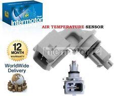 FOR RENAULT CLIO 1.2 1.4 1.6 2.0 16V 1.5 DCi 1996-> NEW AIR TEMPERATURE SENSOR