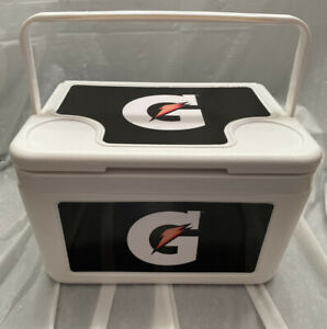 Gatorade Personal/Mini Cooler Model With Handle Lunch
