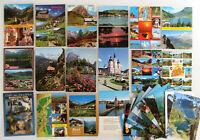 ÖSTERREICH Postkarten Sammlung 38 x Ansichtskarten Austria Bulk Lot (ungelaufen)