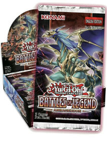 1st Edition YU-GI-OH! TCG Battles of Legend: Armageddon 5x Foil Card Booster!