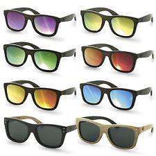 WOOD FELLAS SUNGLASSES Jalo Mino Padang Mirror Handmade Sonnenbrille Holzbrille