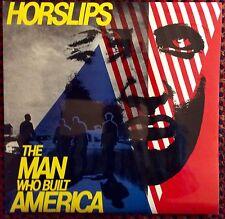 """HORSLIPS  """"The Man Who Built America"""" 12"""" Vinyl LP"""