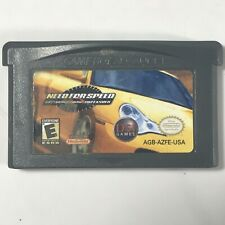 Need For Speed Porsche Unleashed (Gameboy Advance 2004) GBA Game only