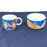 Kellogg's Rice Krispies Mug and Bowl Galerie