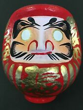 New Daruma 150mm 15cm Japanese Tumbling Doll Dharma Lucky MADE IN JAPAN Happy