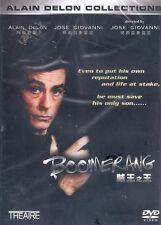 Boomerang DVD Alain Delon Jose Giovanni NEW Region Free