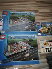 Lego City Trainstation 60050