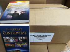 THE GREAT CONTROVERSY between Christ and Satan by E G White  (Case Of 40)