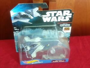 Star Wars Rebels the MANDALORIAN TALON FIGHTER Hot Wheels Starships Diecast New